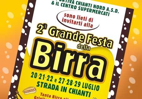 Newsletter per Festa della Birra