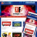 sito responsive, fitnessfun, sito adattabile a tablet e cellulari
