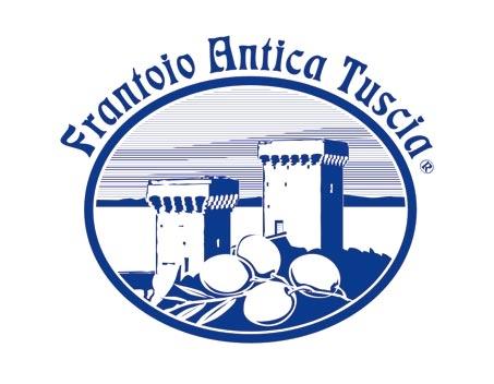 logo antica tuscia su sfondo bianco logo produttore olio Battaglini