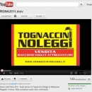 video youtube Tognaccini Noleggi Giochi Edili