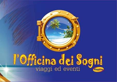 logo Officina dei sogni agenzia di viaggi