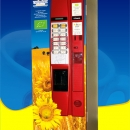 decorazione macchina distributrice di caff� Biomatic