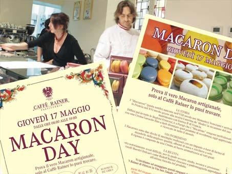 caff� rainer macaron day