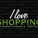 i love shopping logo