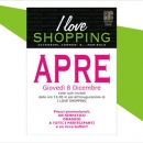 i love shopping poster 70x100