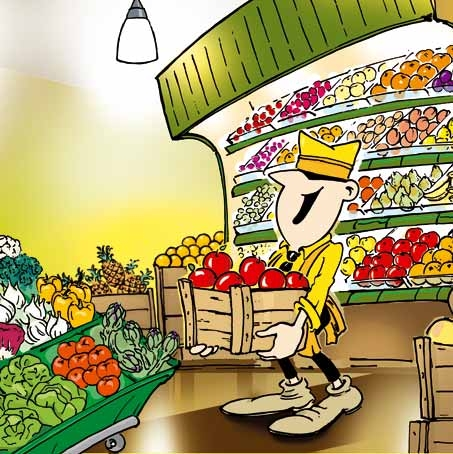 Il Centro Frutta e Verdura