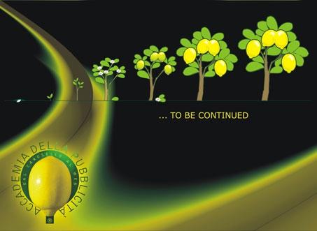 limone in crescita