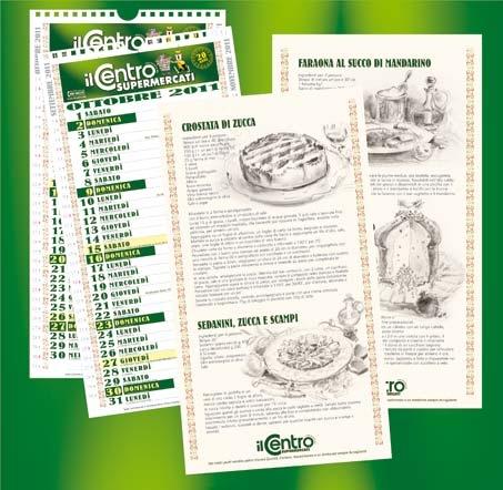 Il Centro calendario 2011