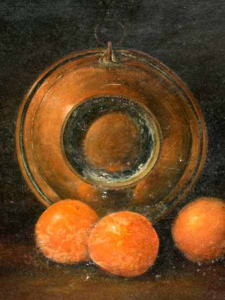 daniele manetti olio su tela