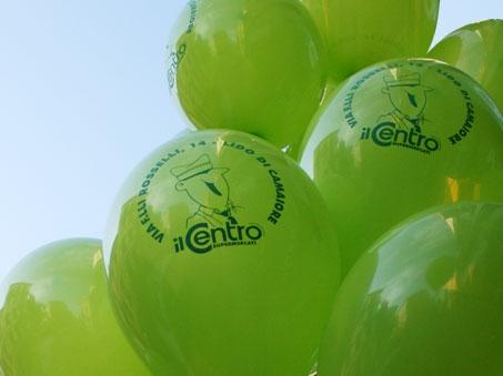 Il Centro palloncini per compleanno