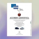 mercedes annuncio daniele manetti poster