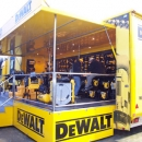 truck de walt presso tognaccini noleggi