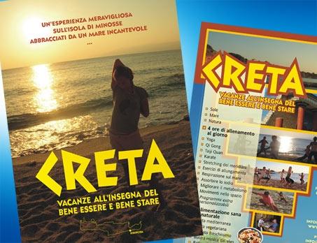 Sferologico volantino Creta